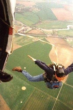 спорт - Парашютный спорт Parachuting