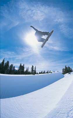 Сноубординг Snowboard